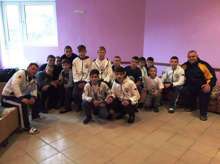 украина-школьники