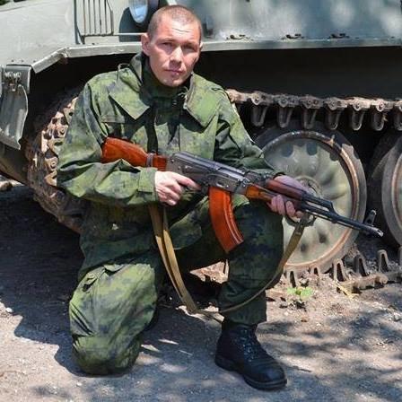 """Гастролеры """"ЛНР"""": очередной фин служит в рядах наемников в ОРЛО, фото-1"""