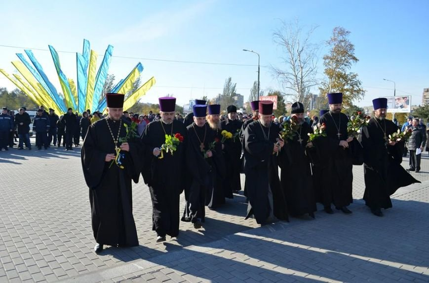 В Днепре почтили память освободителей города (ФОТО), фото-7