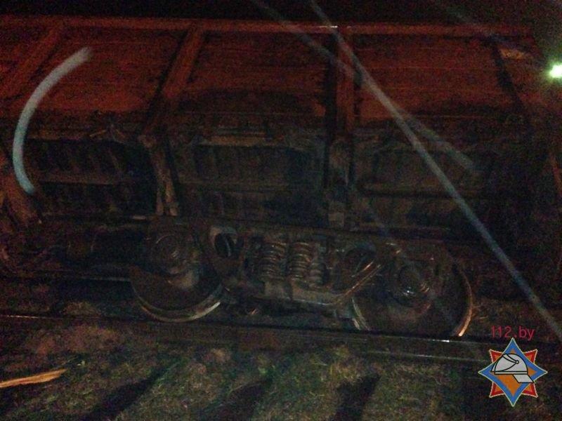 Ночью под Гродно перевернулся вагон со свеклой, фото-3