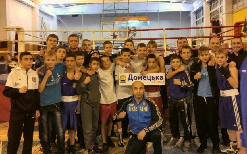 Покровские боксеры добыли золото в Ивано-Франковской области, фото-2