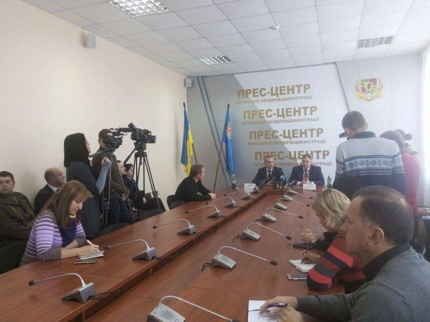 В Северодонецк прибыла делегация из Ровенщины для подписания меморандума о сотрудничестве (ФОТО), фото-1