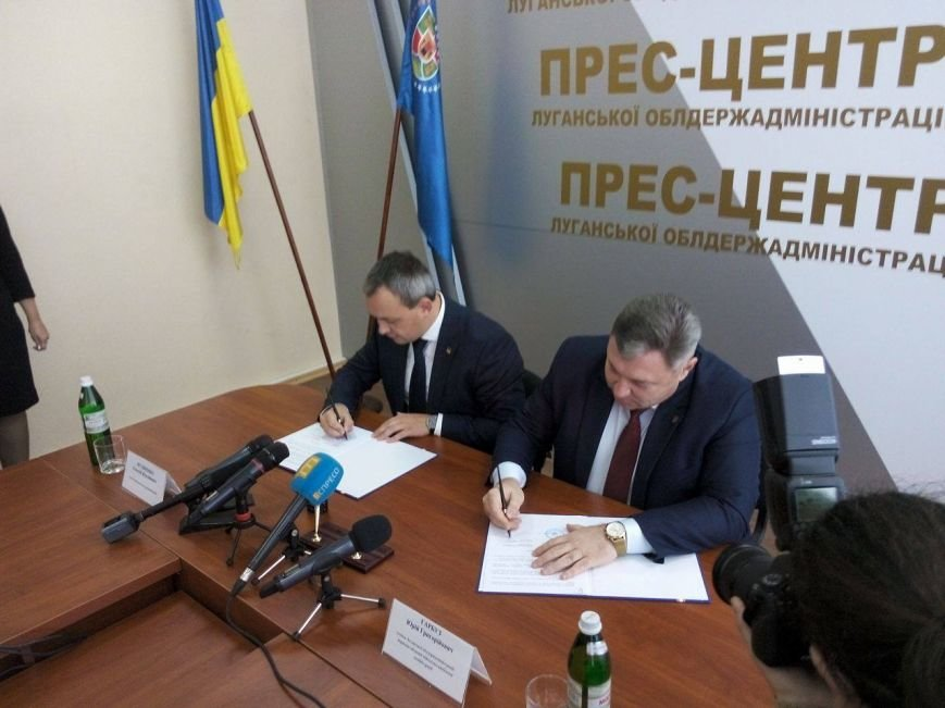 В Северодонецк прибыла делегация из Ровенщины для подписания меморандума о сотрудничестве (ФОТО), фото-2