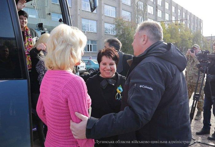 Учителя из Западной Украины прибыли на Луганщину (ФОТО), фото-2
