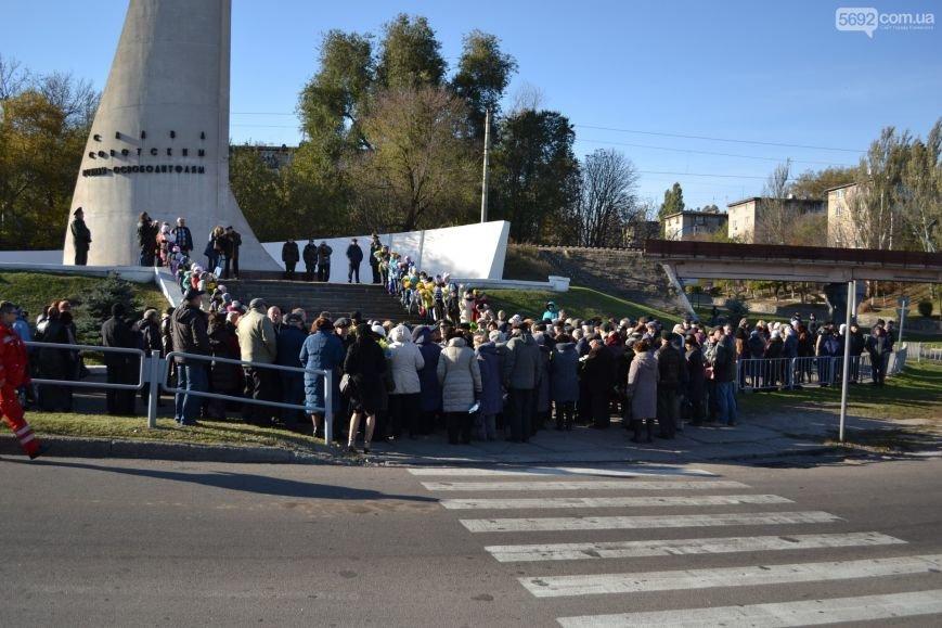 В Каменском отметили День освобождения города от фашистских захватчиков, фото-3
