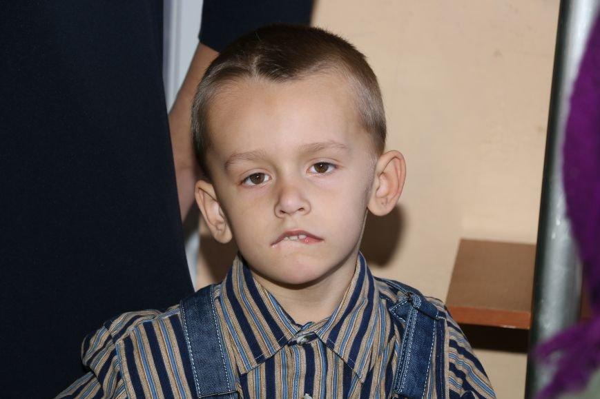 Четырехлетний Миша из Бахмута впервые услышал голос мамы, фото-2