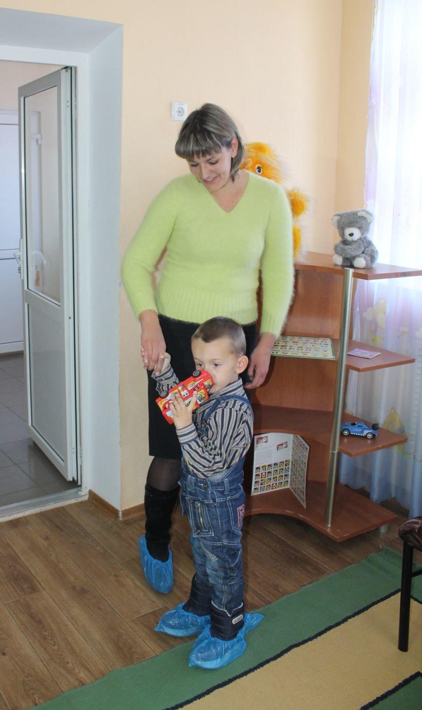 Четырехлетний Миша из Бахмута впервые услышал голос мамы, фото-7