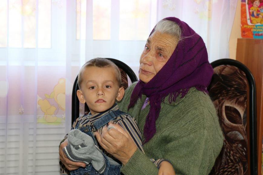 Четырехлетний Миша из Бахмута впервые услышал голос мамы, фото-1