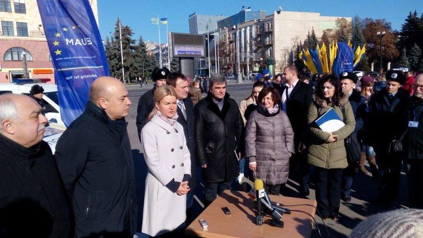"""Европолиция: харьковские """"копы"""" получили оборудование от иностранных коллег (ФОТО), фото-6"""