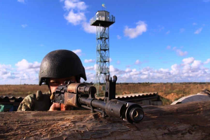 В Херсонском погранотряде проходят службу более 150 военнослужащих срочной службы (фото), фото-1