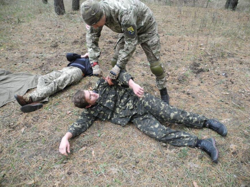 Гражданский Корпус Азов начал сезон военных учений (ФОТО), фото-7