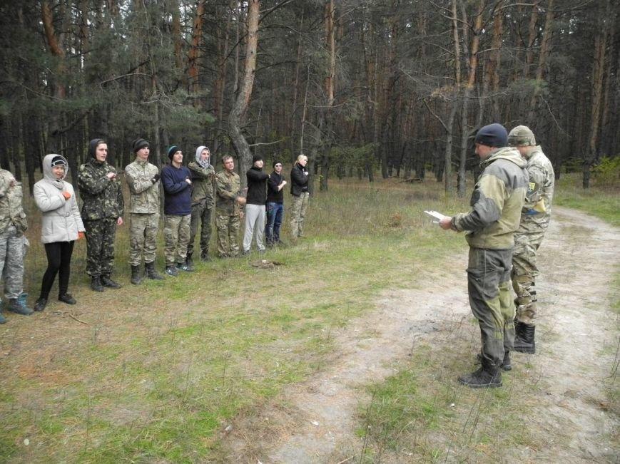 Гражданский Корпус Азов начал сезон военных учений (ФОТО), фото-11