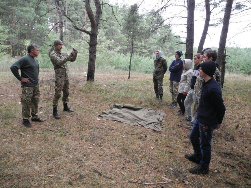 Гражданский Корпус Азов начал сезон военных учений (ФОТО), фото-6