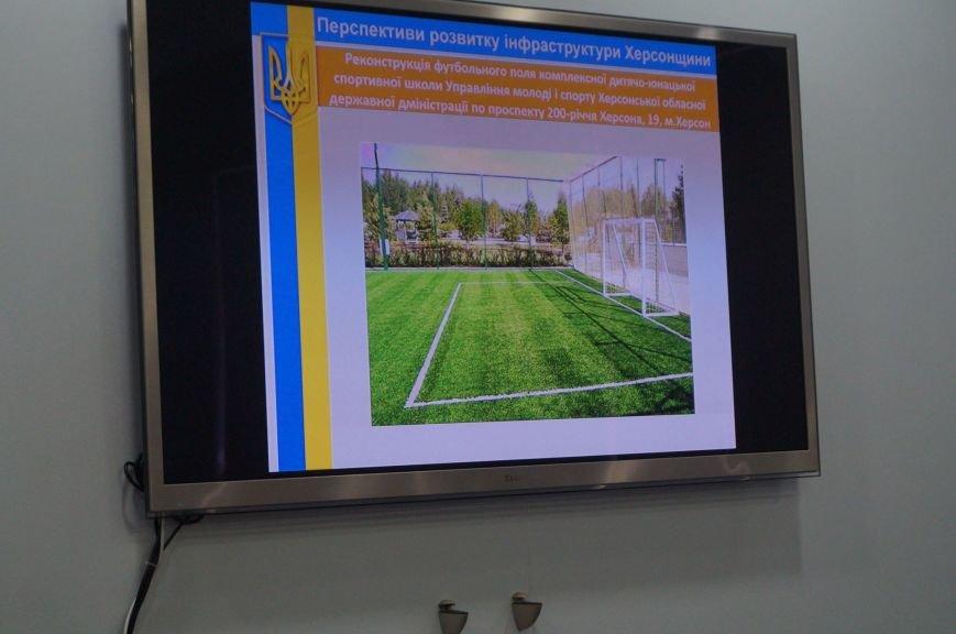 Футбольное поле на проспекте 200 лет Херсона реконструируют (фото), фото-2