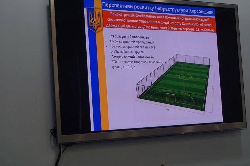 Футбольное поле на проспекте 200 лет Херсона реконструируют (фото), фото-3