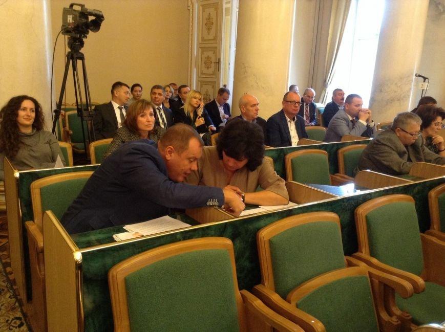 Про це варто знати: які ухвали прийняли депутати Львівської обласної ради у вівторок, 25 жовтня (ФОТО), фото-1
