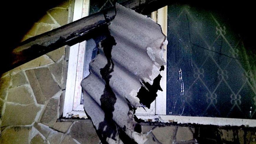 В Мариуполе в горящем доме собака спасла хозяина от смерти (ФОТО), фото-18