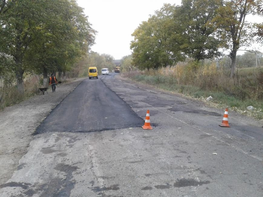 На Буковині завершують ремонтні роботи на трасі Заставна-Малий Кучурів, фото-1