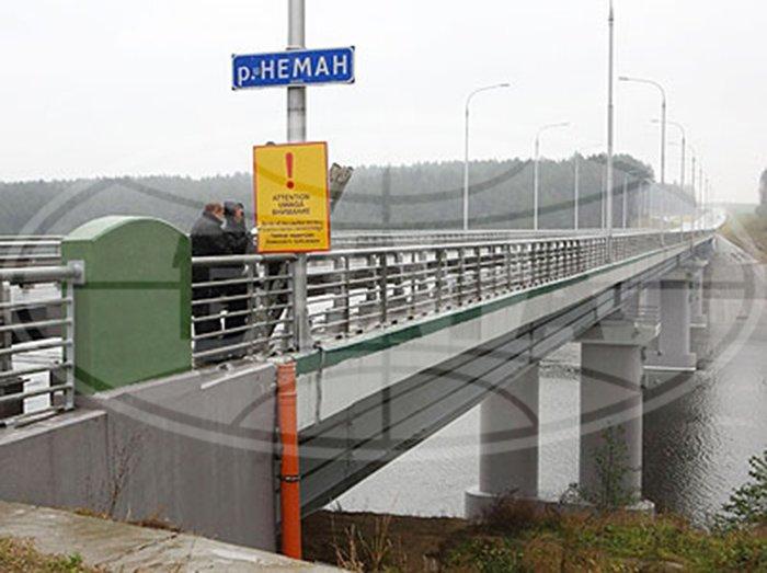 С 26 октября иностранные туристы смогут посещать Августовский канал без визы: на трассе М6 устанавливают специальные знаки, фото-3