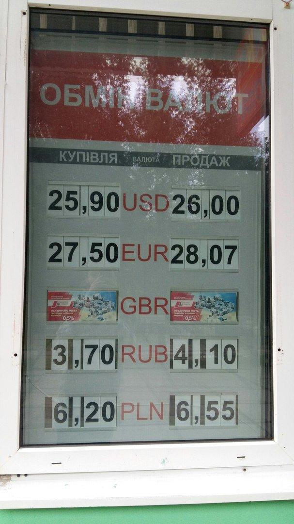 Скільки коштує євро та долар у Львові: актуальний курс валют станом на 26 жовтня (ФОТО), фото-2