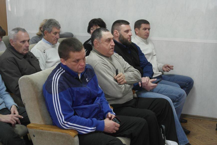В Покровске обсуждали спортивную жизнь города, фото-3