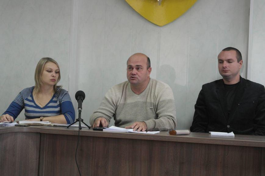 В Покровске обсуждали спортивную жизнь города, фото-1
