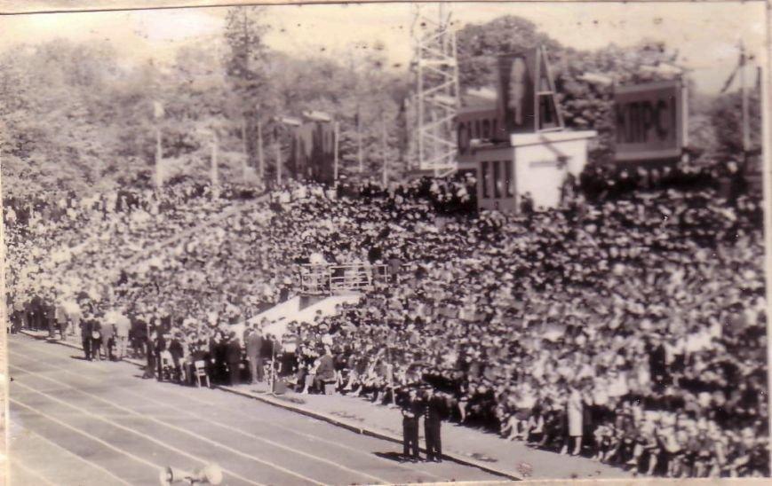 """У мережі з'явились  архівні фото стадіону """"Буковина"""" часів СРСР, фото-3"""