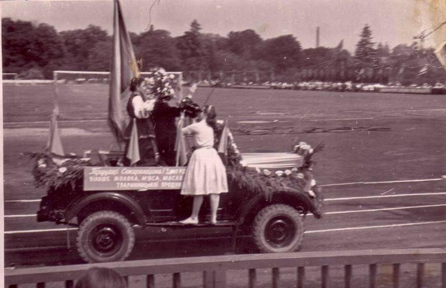 """У мережі з'явились  архівні фото стадіону """"Буковина"""" часів СРСР, фото-6"""