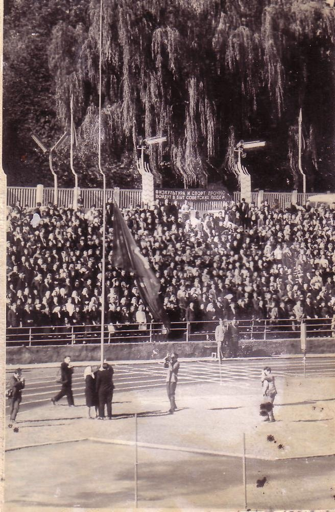 """У мережі з'явились  архівні фото стадіону """"Буковина"""" часів СРСР, фото-1"""