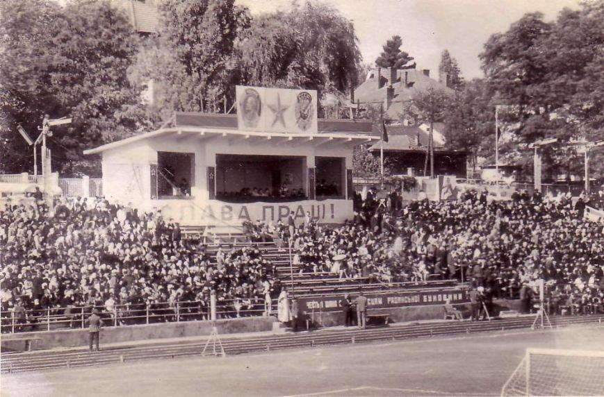 """У мережі з'явились  архівні фото стадіону """"Буковина"""" часів СРСР, фото-7"""