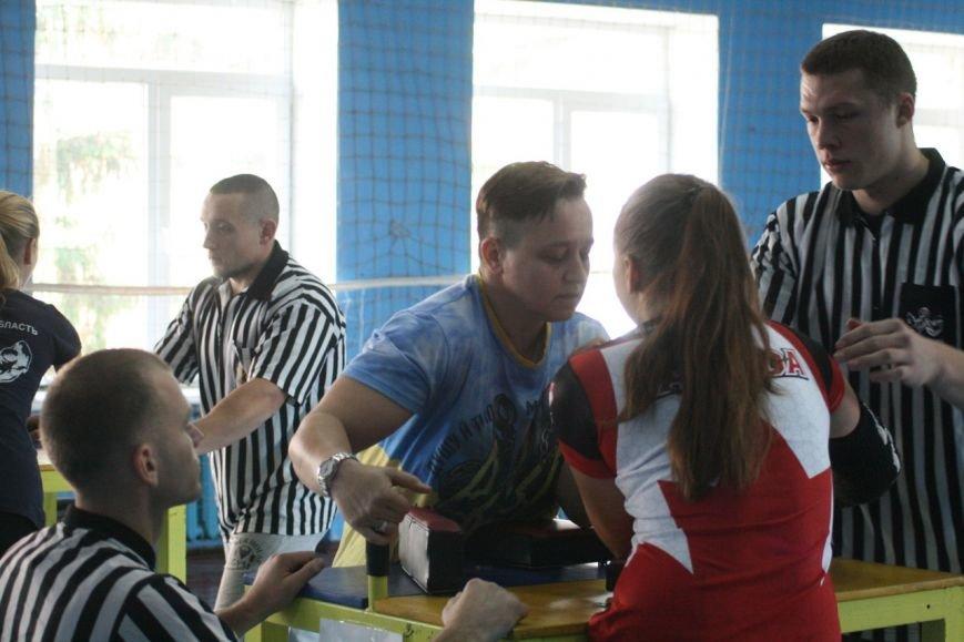 Кременчугский спортсмен стал абсолютным чемпионом Открытого кубка Титана по армспорту (ФОТО), фото-2