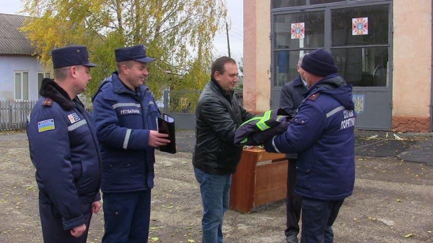 Буковинським вогнеборцям вручили нове спорядження (ФОТО), фото-1