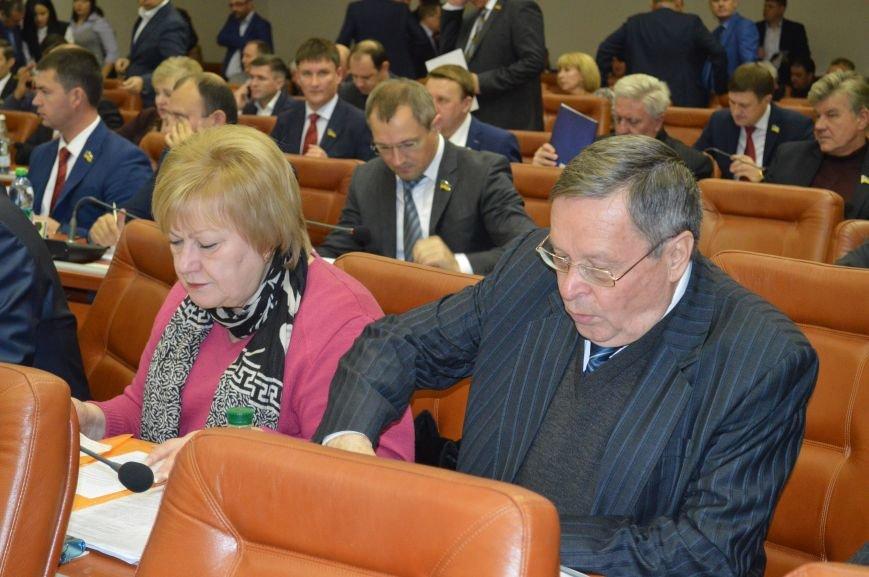 Как в Запорожье сессия горсовета проходит, - ФОТОРЕПОРТАЖ, фото-4