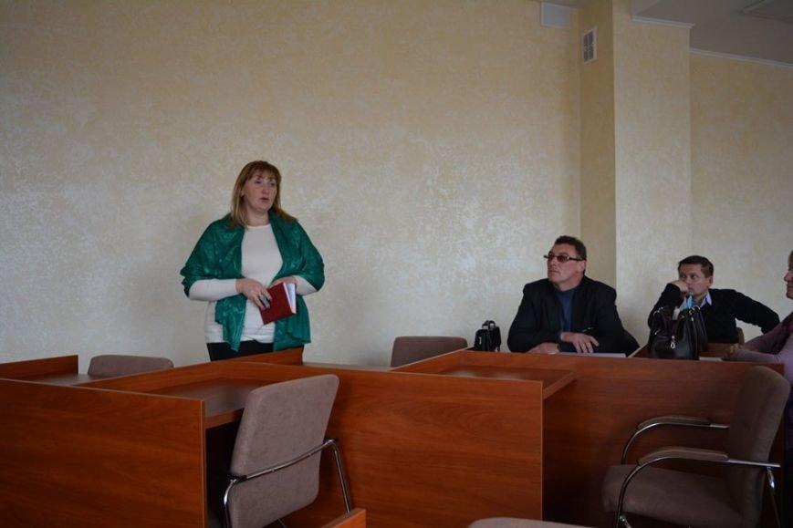 Відбулась нарада щодо встановлення світлофорів у населених пунктах Новоград-Волинського району, фото-2