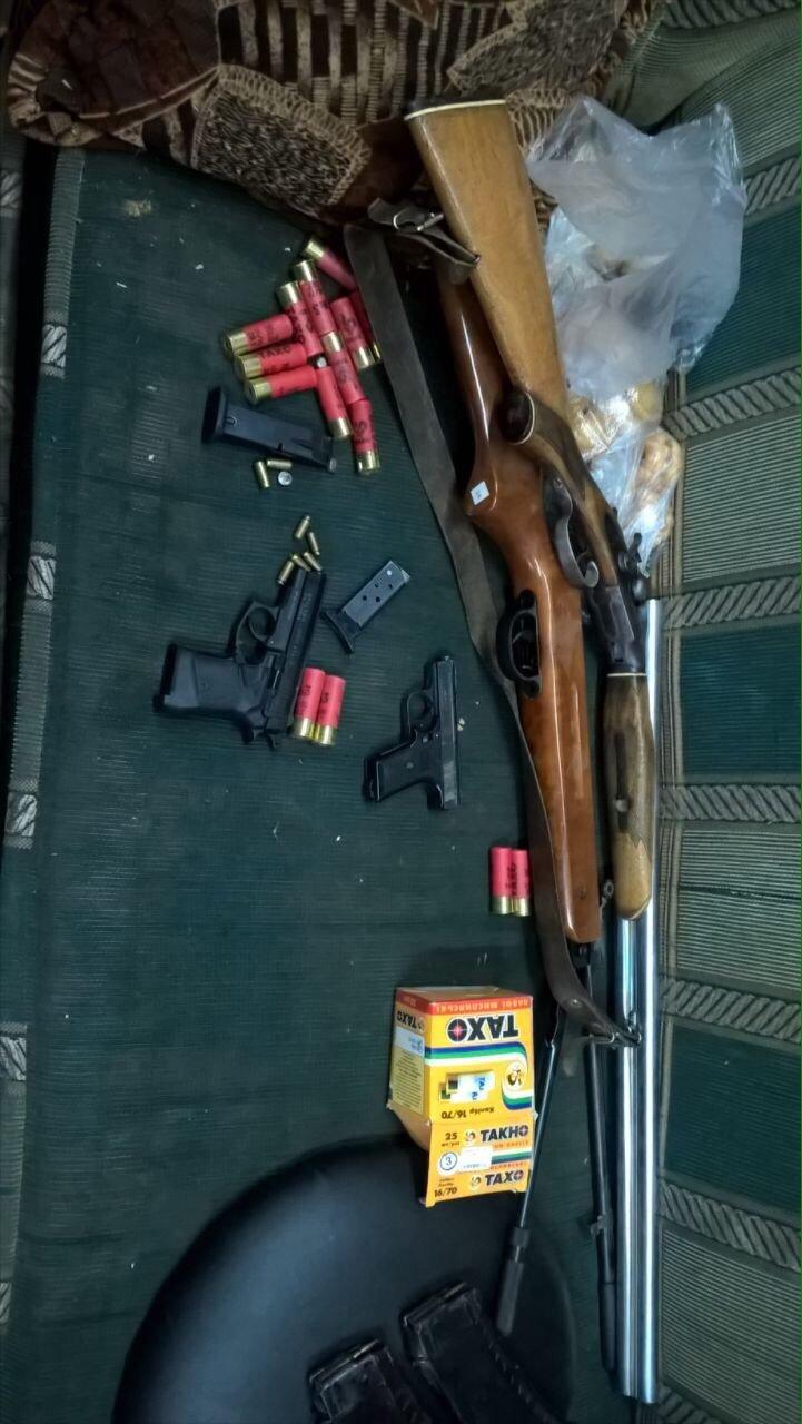 На Кировоградщине СБУ изъяла из незаконного оборота рекордную партию наркосырья, арсенал оружия и взрывчатку (ФОТО), фото-9