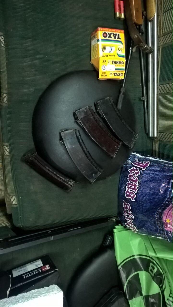 На Кировоградщине СБУ изъяла из незаконного оборота рекордную партию наркосырья, арсенал оружия и взрывчатку (ФОТО), фото-10