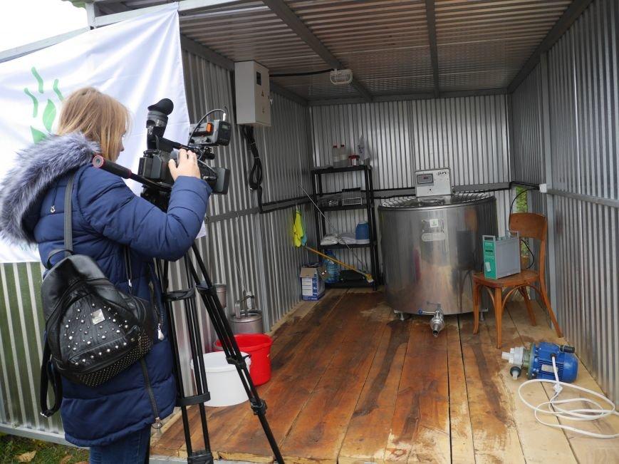 """""""МРІЯ"""" долучилася до відкриття молочного кооперативу «Годувальниця» (Фоторепортаж), фото-18"""