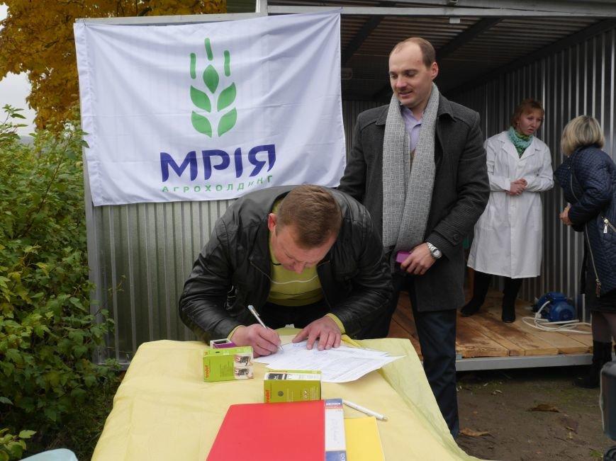 """""""МРІЯ"""" долучилася до відкриття молочного кооперативу «Годувальниця» (Фоторепортаж), фото-10"""