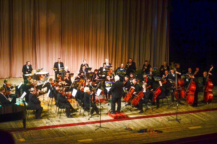 Кременчужане аплодировали стоя симфоническому оркестру Полтавского академического областного украинского музыкально-драматического театра и..., фото-2