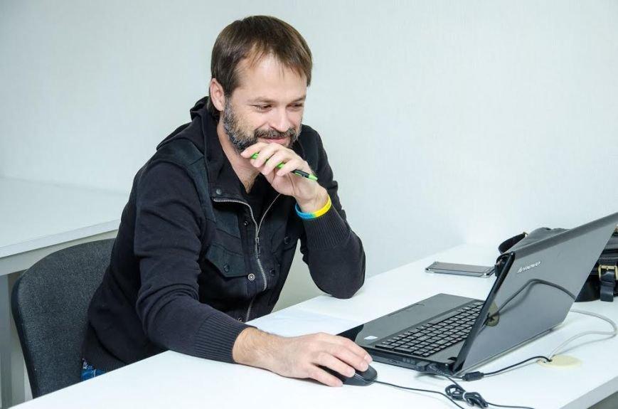 На Днепропетровщине очередная группа демобилизованных начала обучение на курсах PHP программирования (ФОТО), фото-6