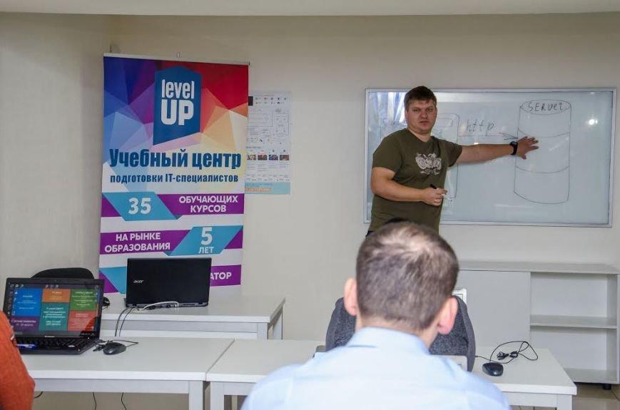 На Днепропетровщине очередная группа демобилизованных начала обучение на курсах PHP программирования (ФОТО), фото-7