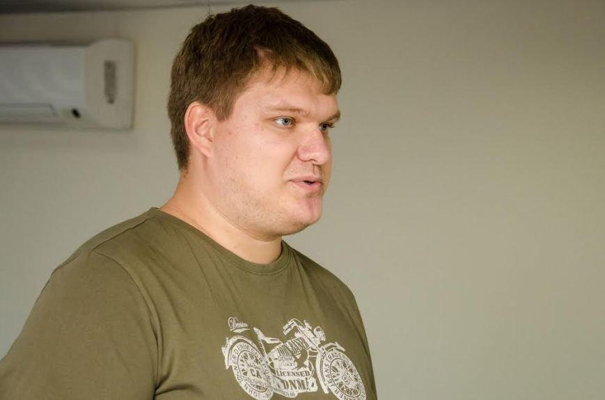 На Днепропетровщине очередная группа демобилизованных начала обучение на курсах PHP программирования (ФОТО), фото-1