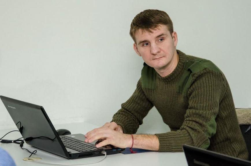 На Днепропетровщине очередная группа демобилизованных начала обучение на курсах PHP программирования (ФОТО), фото-3