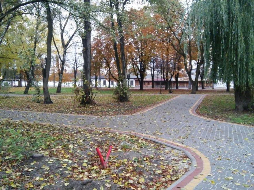 У Львові завершують облаштовувати громадські простори на вулиці Ряшівській (ФОТО), фото-5