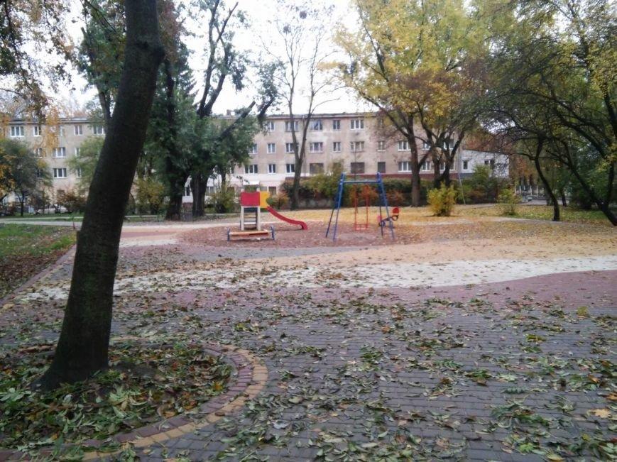 У Львові завершують облаштовувати громадські простори на вулиці Ряшівській (ФОТО), фото-8