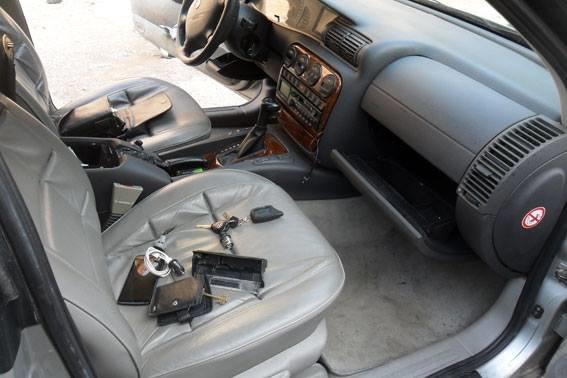 Конотопські копи затримали на гарячому трійцю викрадачів елітних автомобілів, фото-3