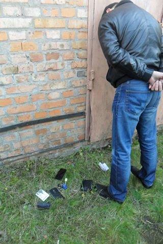 Конотопські копи затримали на гарячому трійцю викрадачів елітних автомобілів, фото-4