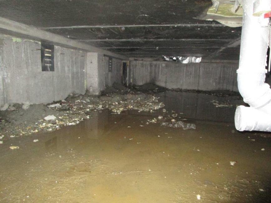 В новостройках для переселенцев в Дальнем подтоплены подвалы, фото-5