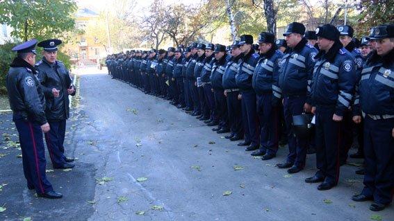 Бывшие инспекторы ГАИ Донецкой области пройдут проверку на служебное соответствие, фото-3