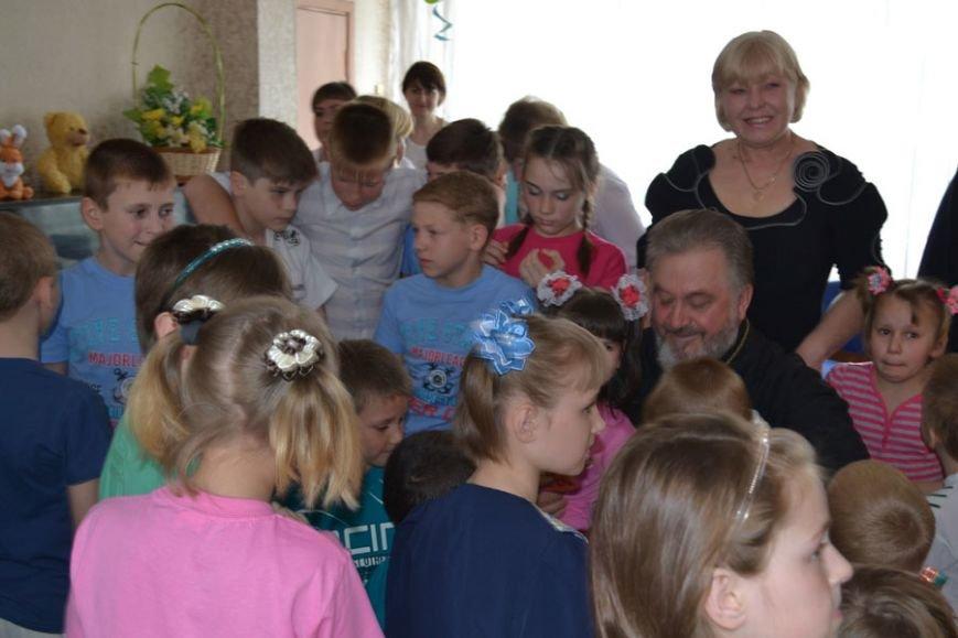 """В Доброполье развивает свою работу воскресная школа """"Чадушки"""", фото-2"""